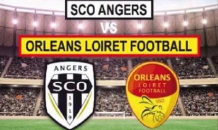 Présentation du match amical : Angers SCO (L1) – US Orléans Loiret Football (L2).