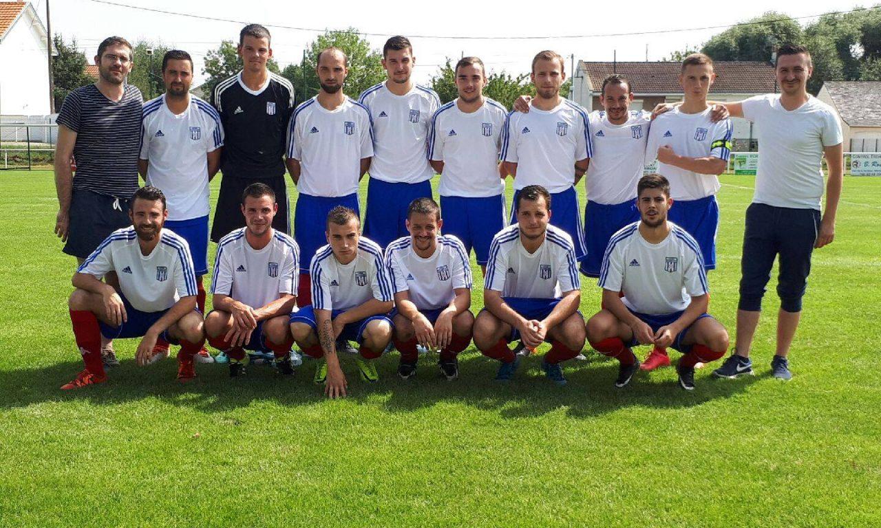 Sainte-Gemmes-sur-Loire confirme sa bonne préparation face au Cellier Mauves (5-0).