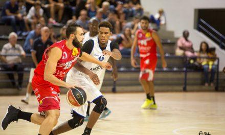 Match de préparation n°5 : L'Étoile Angers Basket reçoit Pays d'Olonne Basket, ce mercredi soir.