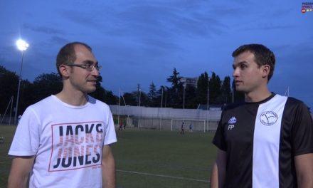 Florent PAPAIL : Nous jouerons notre chance dans ce championnat U19 National.