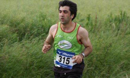 Ozgur TANYELI, l'un des athlètes en forme sur les trails dans le Maine-et-Loire.