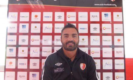 Lionel DUARTE : le SC Beaucouzé jouera encore les premiers rôles cette saison en DH.