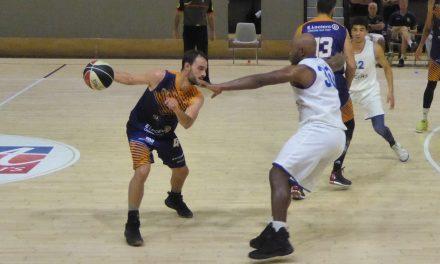 Dernier match de préparation réussi à domicile, pour l'Étoile Angers Basket face à Olonnes (92-52).