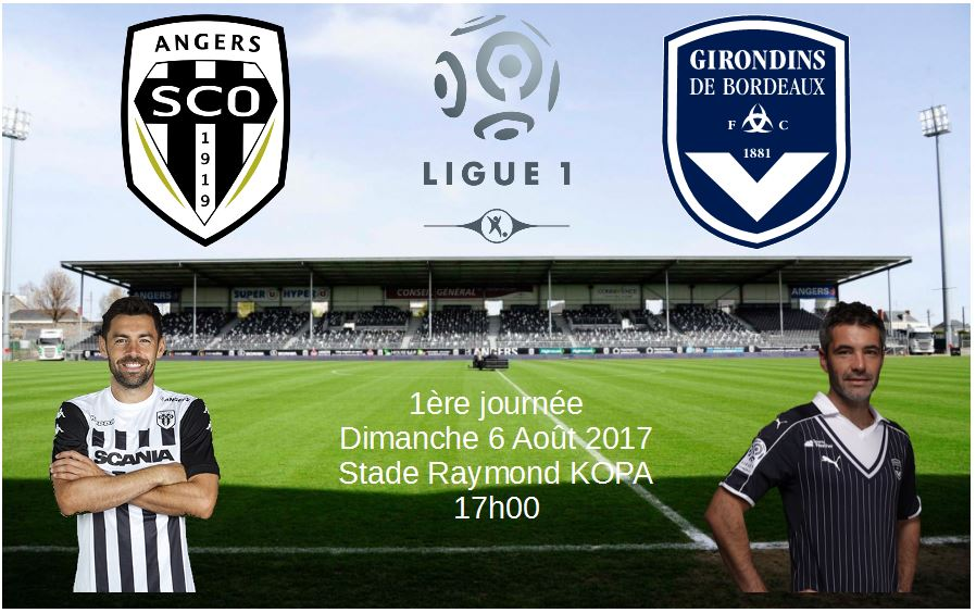 Ligue 1 angers sco fc girondins de bordeaux pr sentation du match passion sports 49 - Ligue aquitaine tennis de table ...