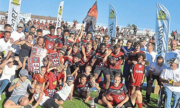 Les bretons d'En Avant Guingamp remportent la 26e édition du tournoi Carisport !