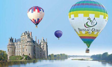 Championnat d'Europe de Montgolfières : Une semaine d'envol à Brissac-Loire-Aubance.