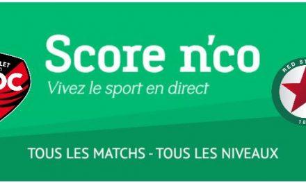 Suivez en direct la rencontre : SO Cholet – Red Star FC