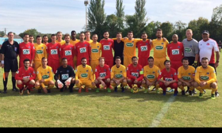 Villevêque-Soucelles sort de la coupe de France avec les honneurs contre Guérande (0-3).