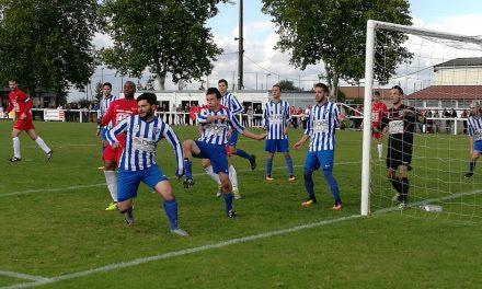 PH : Le FC Andréa-Macairois surclassé par une séduisante équipe de La Tessoualle !