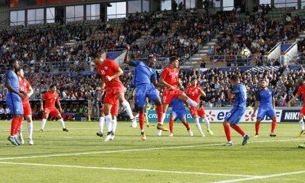 Les bleuets tenus en échec face au Chili, après une performance en demi-teinte… (1-1)