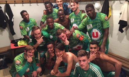 DSR (2e journée) : La Vaillante obtient un bon match nul au Poiré-sur-Vie (0-0).