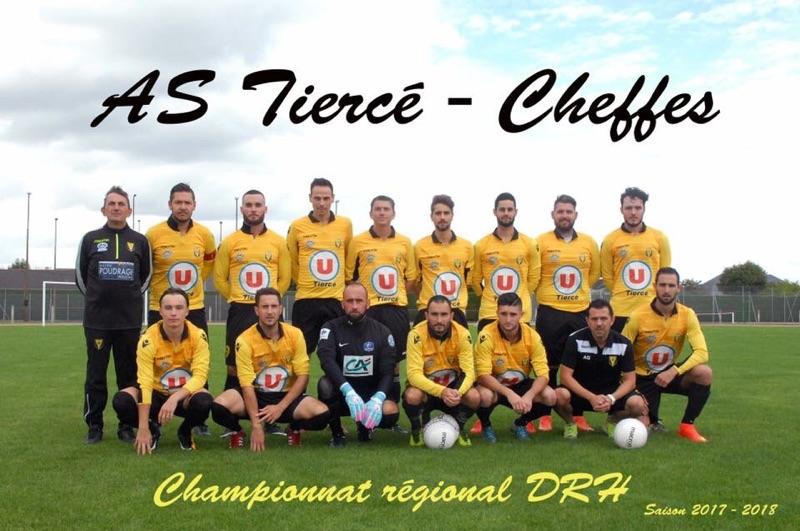 DRH (8e journée) : Tiercé-Cheffes retrouve le goût de la victoire face à Saumur Bayard qui a été sans solution (3-0).