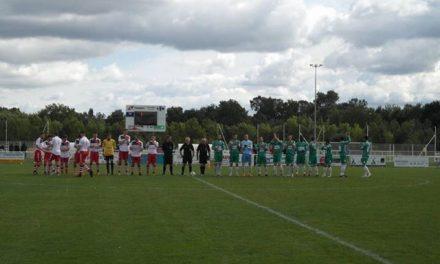 PH (1ère journée) : L'AS Avrillé se contentera du match nul à Saint-Julien-de-Cconcelles (1-1).