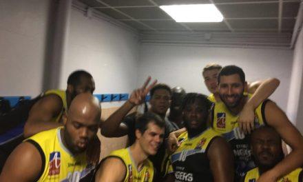 NM2 (3e journée) : L'Étoile Angers Basket enchaîne une troisième victoire à l'extérieur, cette fois à Calais (73-54).