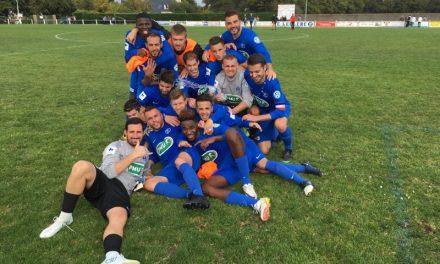 Coupe de France (4e tour) : Qualification logique d'Angers NDC à Guérande (4-1).
