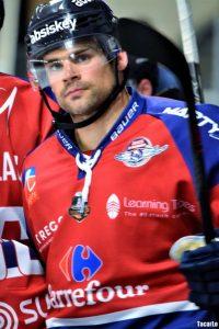 Danic Bouchard auteur du premier doublé de la saison avec les Ducs
