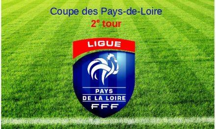Coupe des Pays-de-Loire (2e tour) : Retrouvez le tirage des équipes du Maine-et-Loire.
