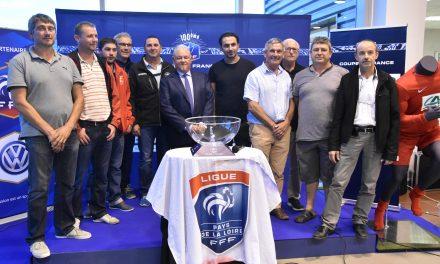 Coupe de France : Les Affiches du 5e tour, pour les clubs du Maine-et-Loire.