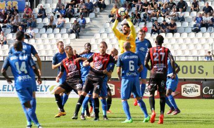 National : Au Stade des Alpes, le SO Cholet remporte le duel des promus et s'impose face à Grenoble.