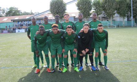 Les U19 de la Vaillante Angers confirment face à Guingamp (2-0).