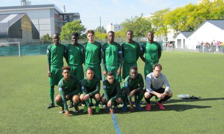 Les U19 de la Vaillante Angers toujours plus haut.