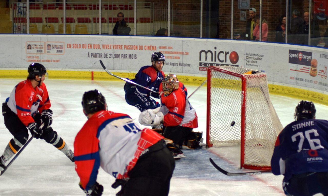 Amical : Les Ducs d'Angers se rassurent face à Brest (6-3).