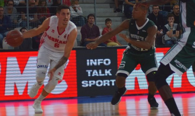 Appart'City Cup 2017 : Monaco vs Nanterre (83-88)