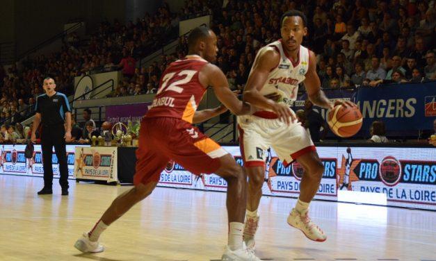 Prostars : Galatasaray remporte le tournoi, en battant le SIG Strasbourg en finale (80-59).