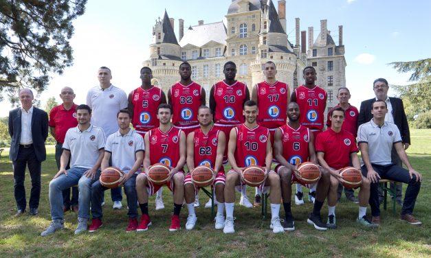NM1 (play-offs) : Brissac s'incline à Chartres (103-94) et s'arrête en quart de finale de la compétition.
