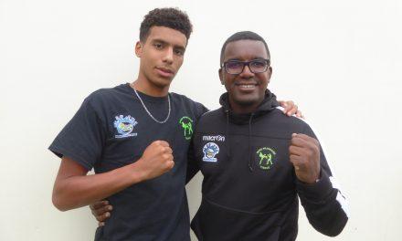 Lilan LOUISET est l'un des grands espoirs de la savate boxe française.