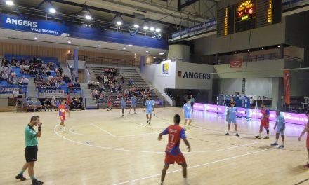 N1M (J1) : Malgré un match très moyen, Angers-Noyant assure l'essentiel face à Créteil (32-26).