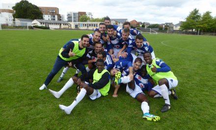 Coupe de France (3e tour) : Victoire bien maîtrisée d'Angers NDC face à Evron (6-0).