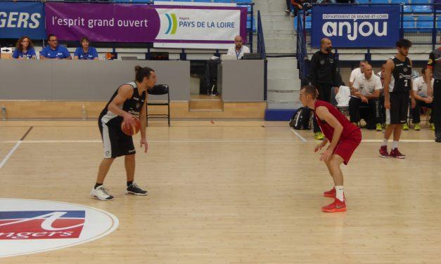 Cholet Basket termine bien son Pro Stars (87-76).