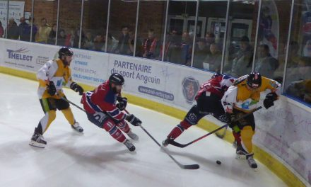 Ligue Magnus (5e journée) : Les Ducs d'Angers se sont fait peur face à Strasbourg  (5-4)