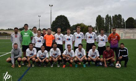 Coupe de l'Anjou (1er tour) : Andrezé-Jub-Jallais assure le service minimum face au FC Bout'Loire et Evre.
