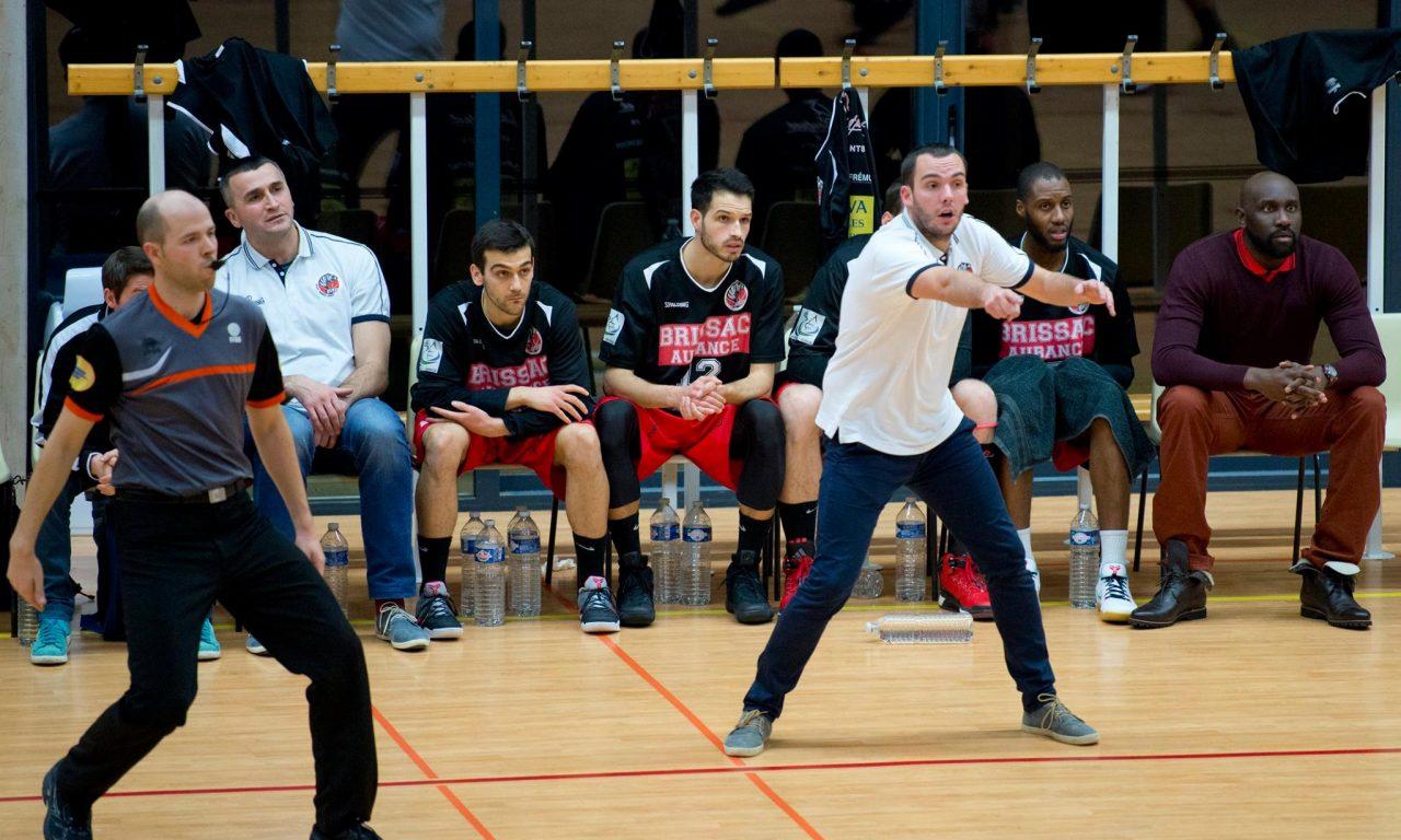 Morgan BELNOU : Je suis satisfait de notre saison avec le Brissac Aubance Basket.