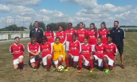 L'Intrépide d'Angers U18 Féminine lance sa saison lors d'un tournoi régional.