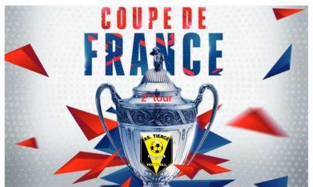 Coupe de France (2e tour) : Ce sera du 50-50 entre l'AS Tiercé-Cheffes et Meslay-du-Maine.