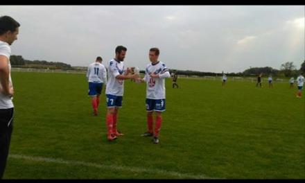 Coupe des Pays de Loire (4e tour) : Les joueurs de Sainte-Gemmes-sur-Loire ont su être patients à Morannes (2-0).