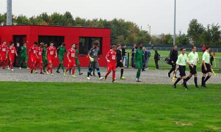 U19 National (3e journée) : La Vaillante n'a pas démérité sur le terrain du Stade Rennais (1-3).