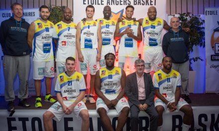 Revivez en vidéo, les meilleurs moments du match : Étoile Angers Basket – Union Rennes Basket (73-66).