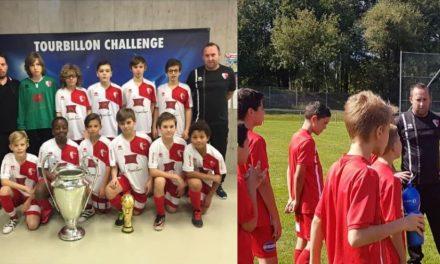 Grégory LICOIS : L'éducateur sportif qui s'épanouit en Suisse et au club du FC Sion.