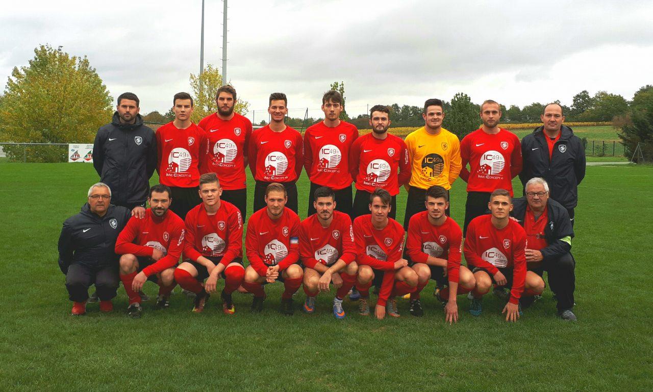 PH (18e journée) : Même diminué, Brissac a su rester solidaire pour l'emporter face à Nort-sur-Erdre (2-0).