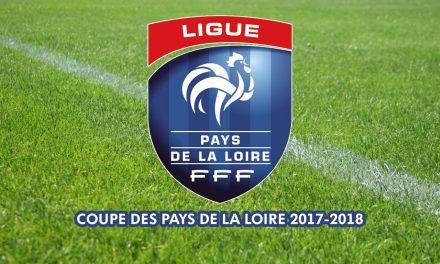 Tirage de la coupe des Pays de Loire.