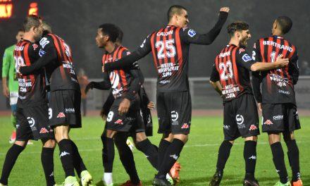 National : Un festival de buts, pour la première victoire à domicile du SO Cholet !