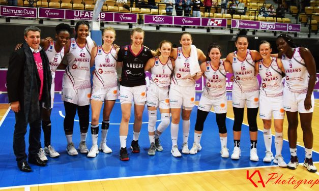 LF2 (play-offs / match retour) : En gagnant à Reims (84-64), l'UFAB se qualifie pour la finale !