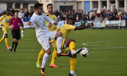 Coupe de France (6e tour) : Battu 1 à 0 par le Stade Lavallois, Angers NDC avait imaginé tous les scénarios, sauf celui d'avoir des regrets !