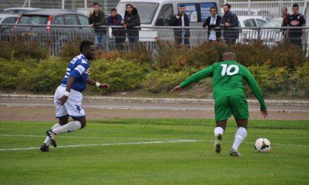 Angers NDC s'adjuge le derby de DRH face à Bouchemaine. (2-1)