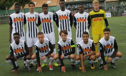 Le SCO d'Angers remporte logiquement le derby U19 sur le terrain de la Vaillante (2-1)