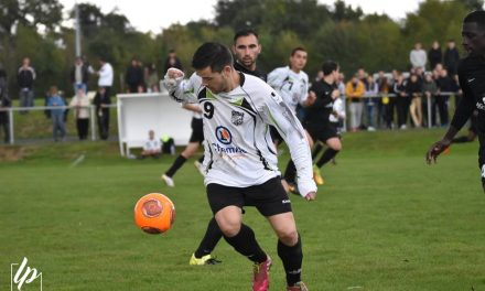 D1 – Gr. A : Andrezé-Jub-Jallais s'impose en déplacement à Longué (4-3).